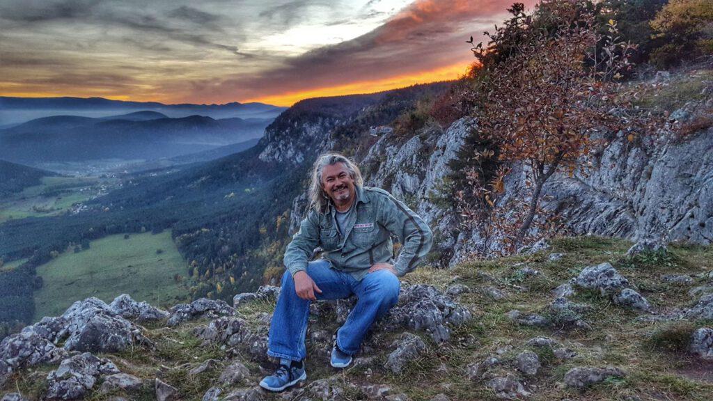 Mario Holze | Der Mann aus den Bergen