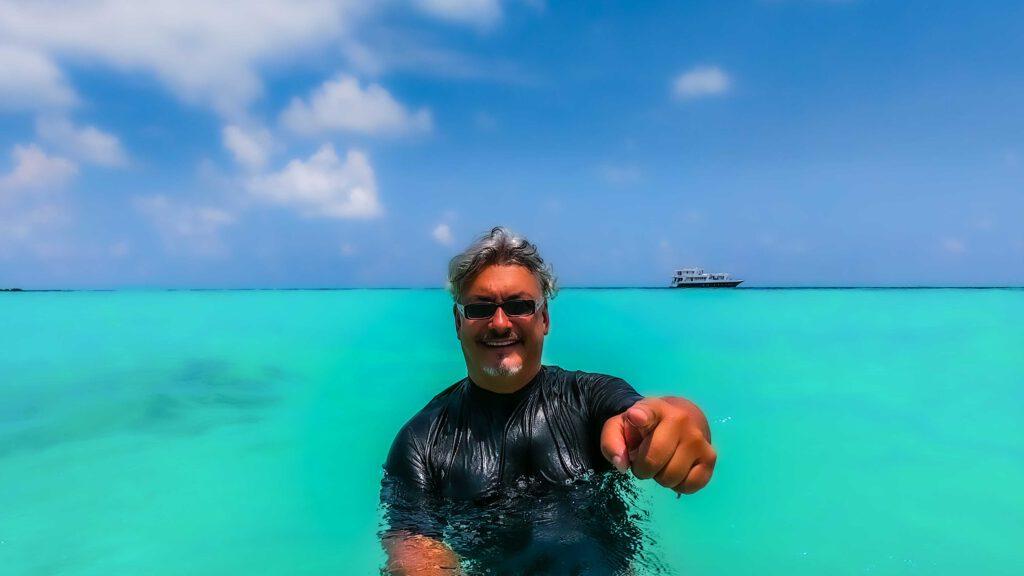 Mario Holze - Malediven