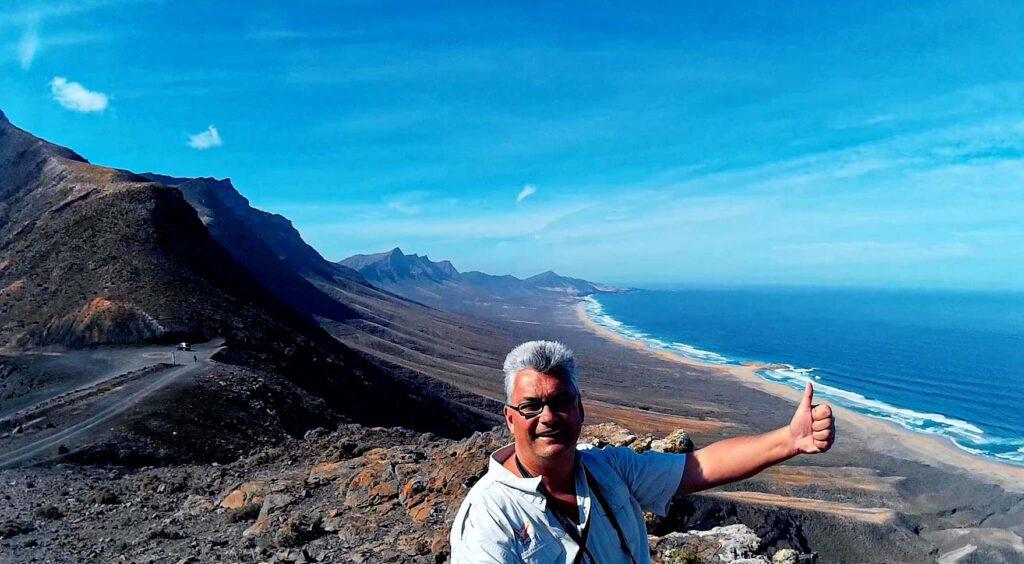 Mario Holze - Fuerteventura | Westküse Richtung Cofete