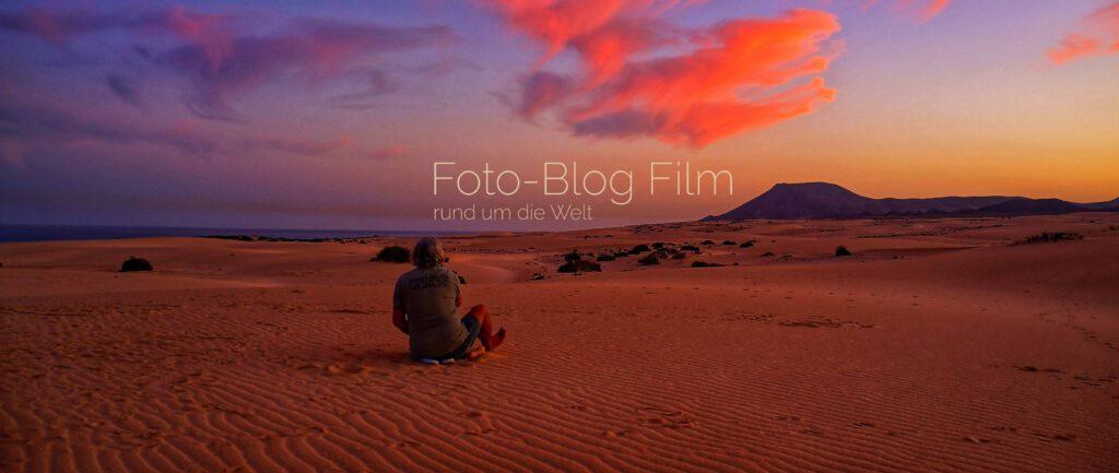 Mario Holze | Foto-Blog Film rund um die Welt